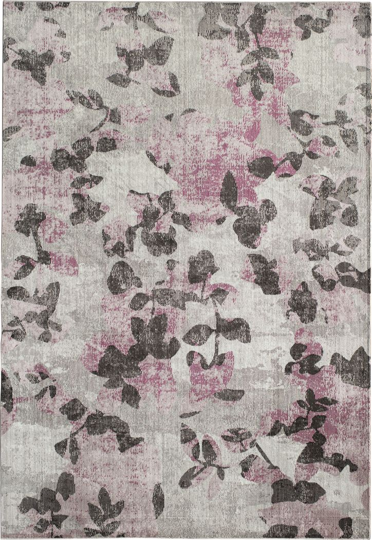 CosmoLiving By Cosmopolitan Mithran Gray 5' x 7' Rug