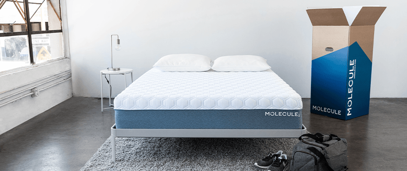 Molecule : Molecule 2 Mattress - Image banner section
