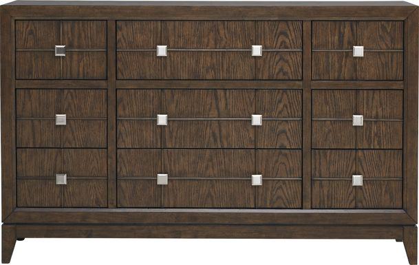 Monroe Heights Brown Dresser