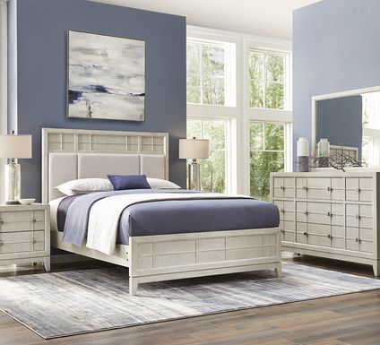 Monroe Heights Gray 5 Pc King Bedroom