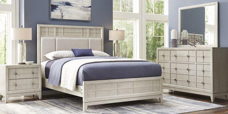 Monroe Heights Gray 5 Pc King Bedroom