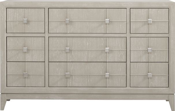 Monroe Heights Gray Dresser