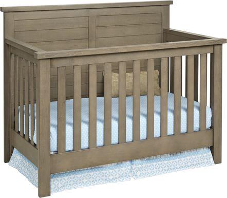Montana Driftwood Crib