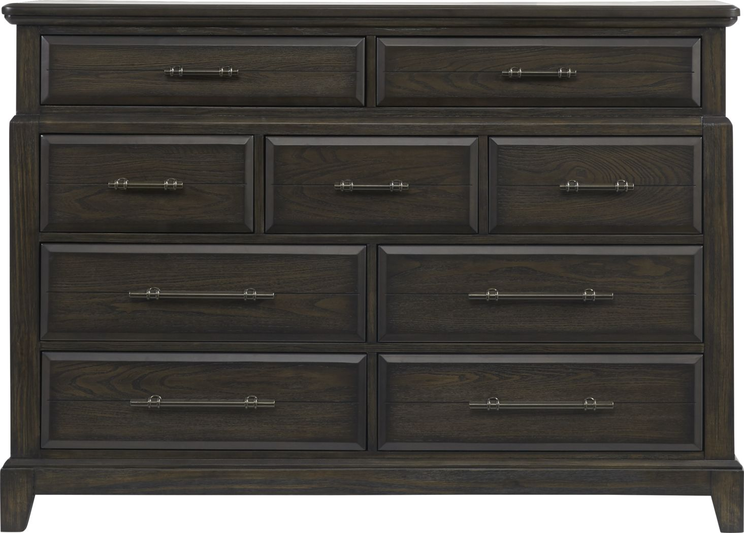 Montana Ridge Brown Dresser