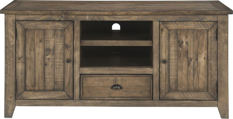 Monterey Way Brown 60 in. Console