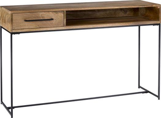 Monterosa Natural Console Table