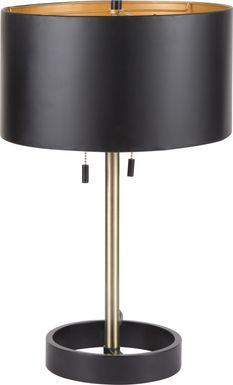 Moscova Black Lamp
