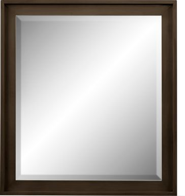 Moss Creek Brown Mirror