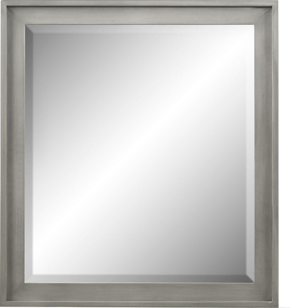 Moss Creek Gray Mirror