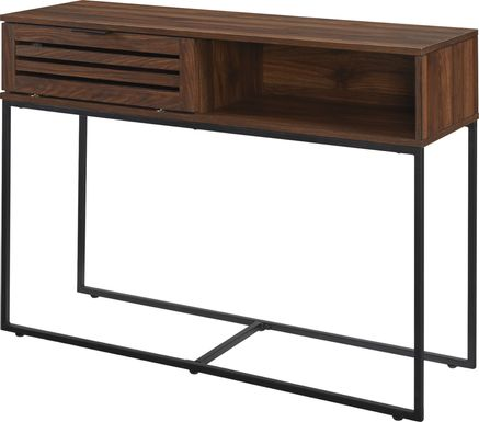 Mountain Brook Walnut Sofa Table