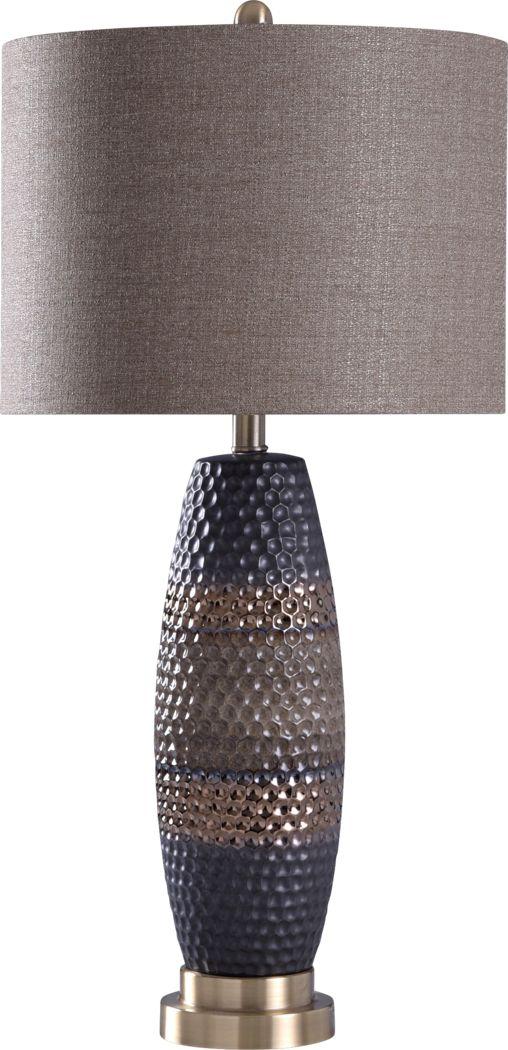 Musgrove Gray Lamp