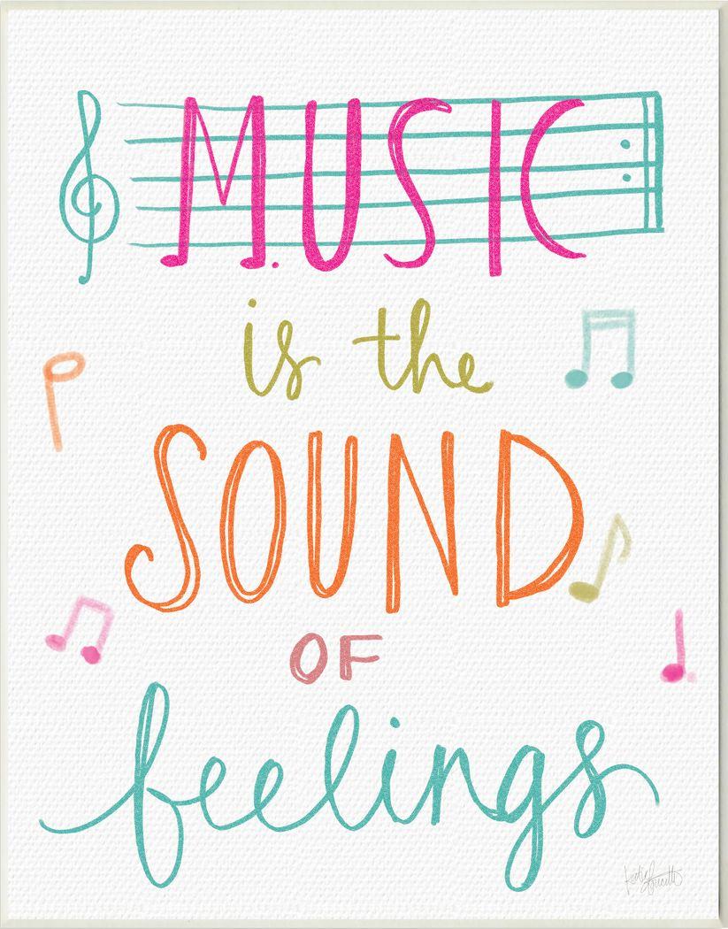 Kids Music is the Sound of Feelings Artwork