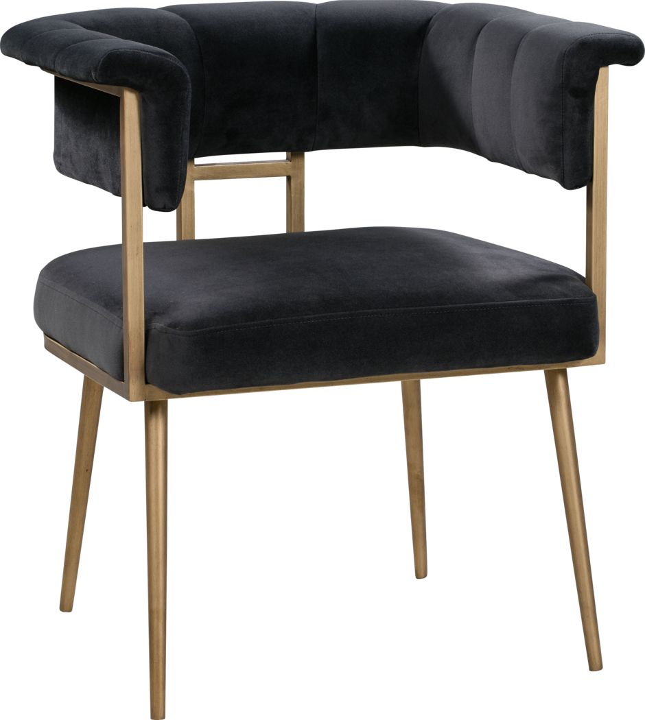 Myriah Gray Arm Chair