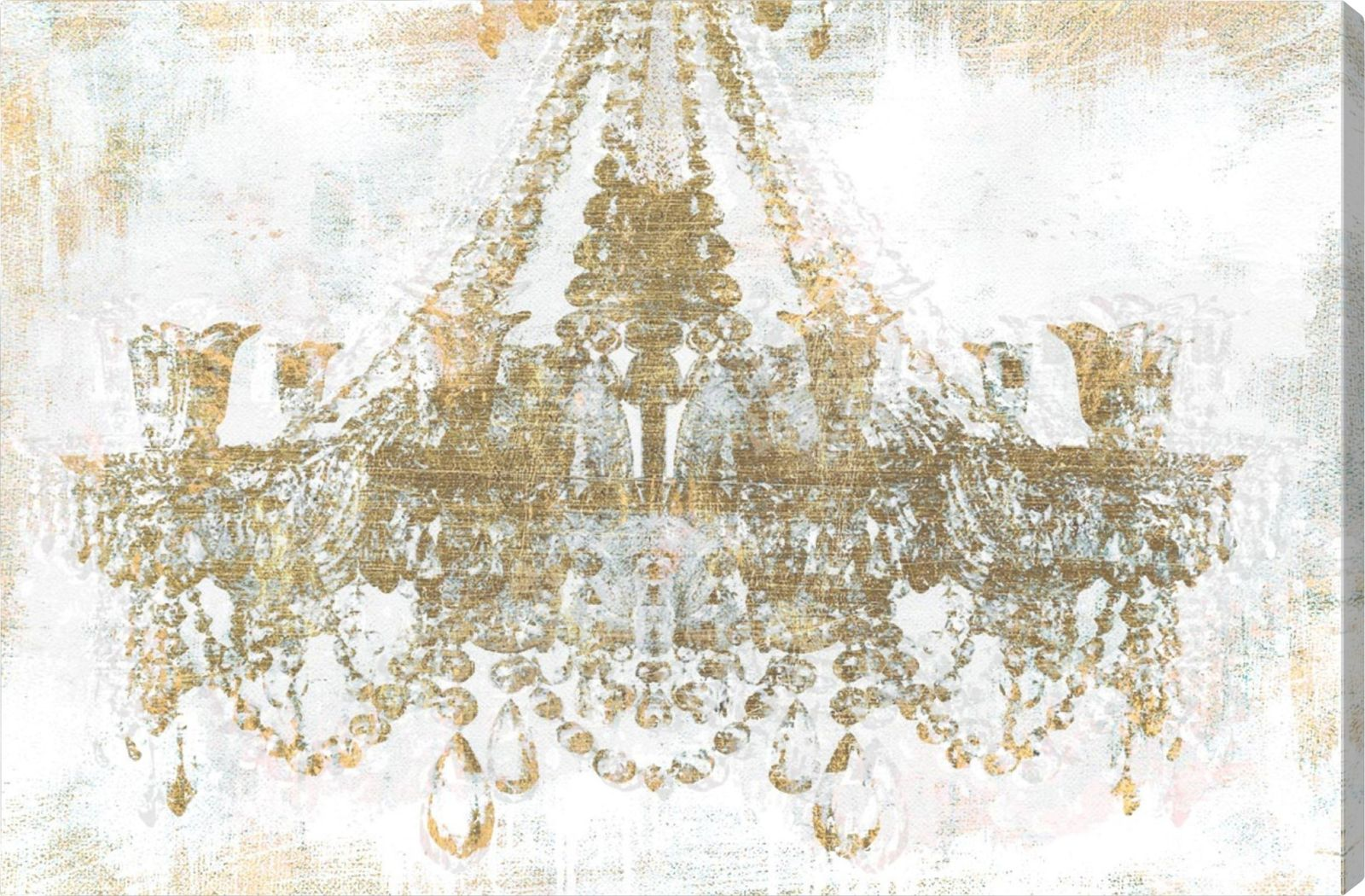 Mystic Radiance Gold Artwork