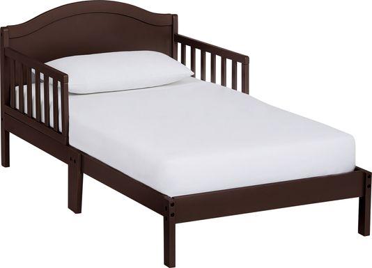 Nadeline Espresso Toddler Bed