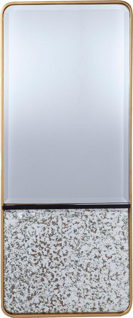 Namora Yellow Mirror