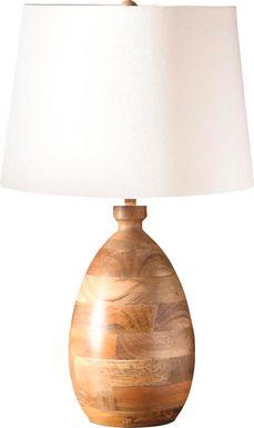 Nanna Beige Lamp