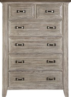Nantucket Breeze Bisque Chest
