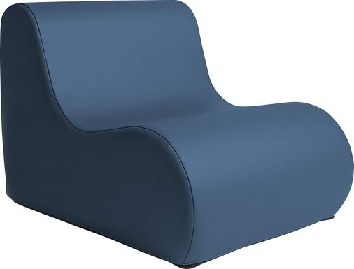 Kids Nariko Blue Small Chair