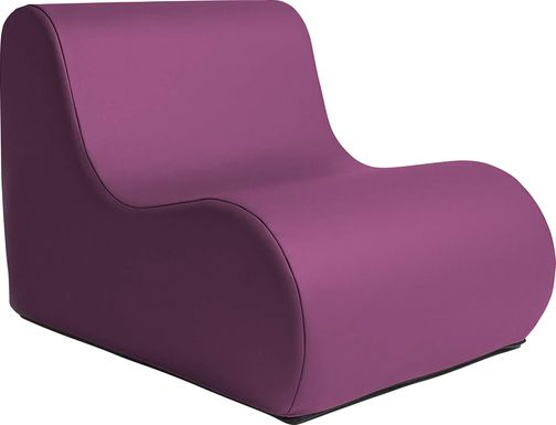 Kids Nariko Purple Small Chair