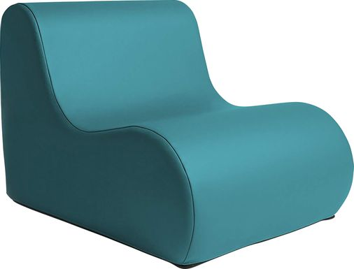 Kids Nariko Turquoise Small Chair