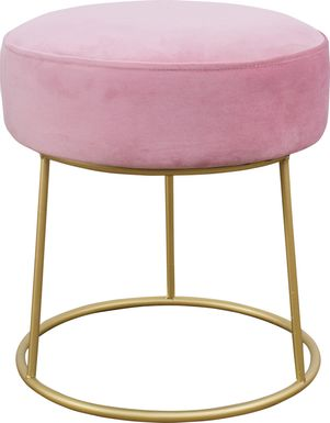 Kids Nashua Blush Stool