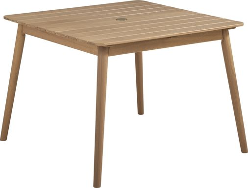 Nassau Square Outdoor Dining Table