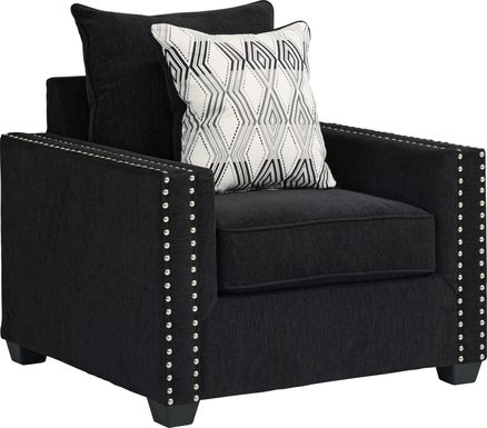 Natalia Black Chair