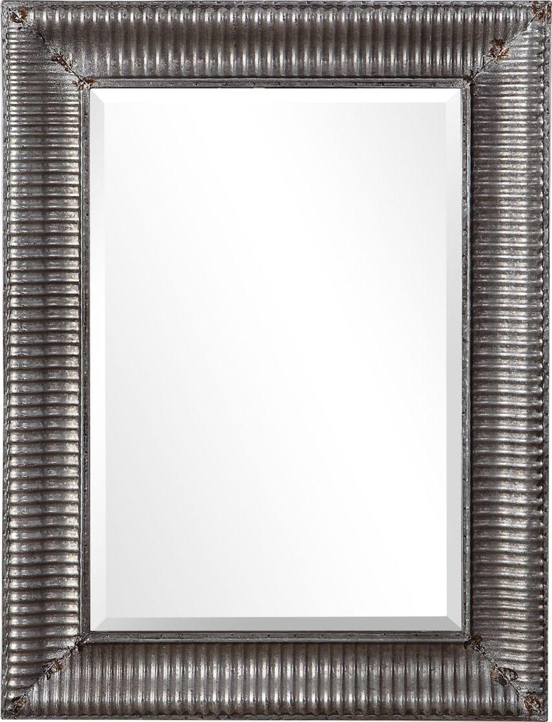 Nawid Gray Mirror