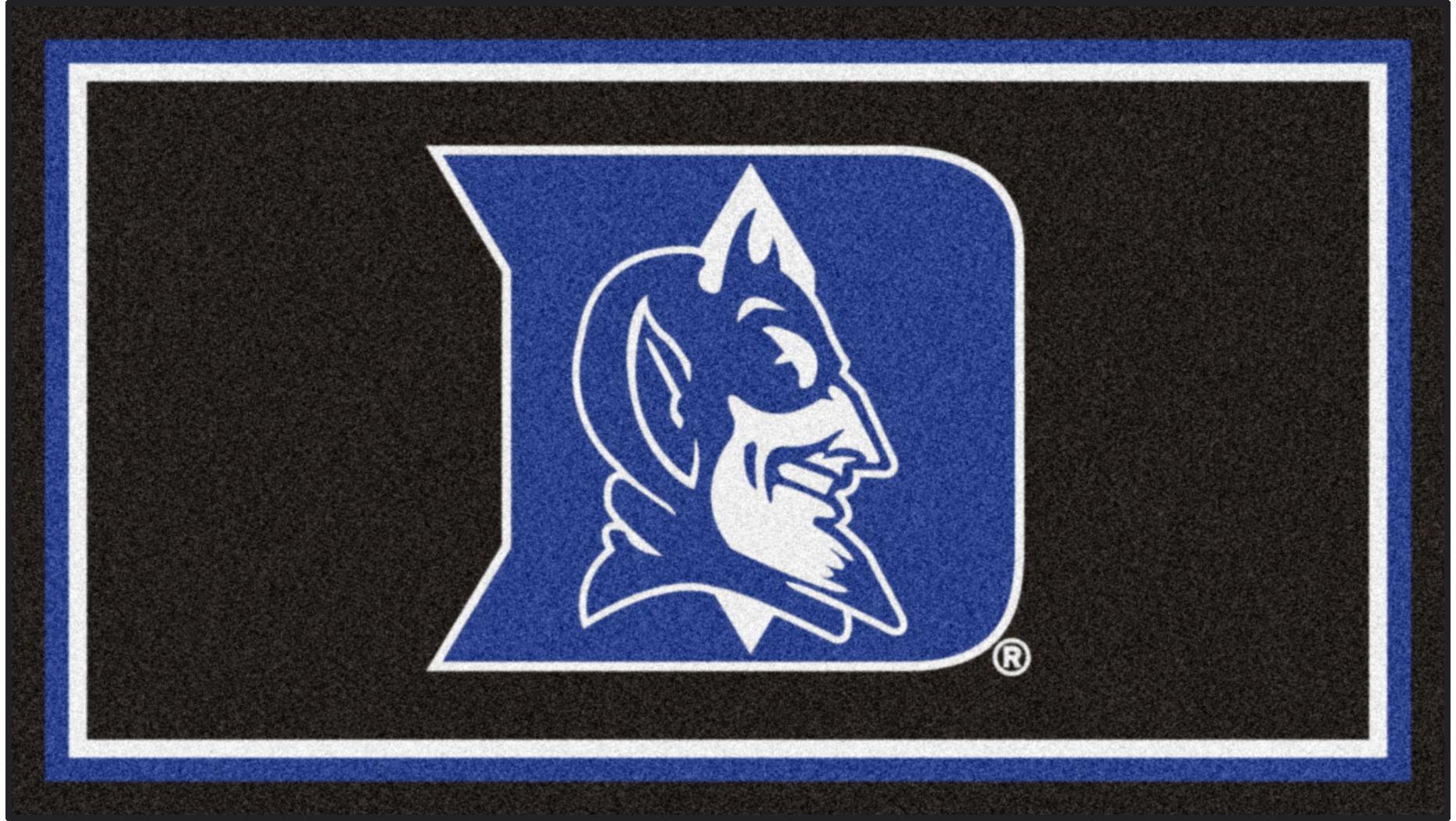 NCAA Big Game Duke University 3' x 5' Rug