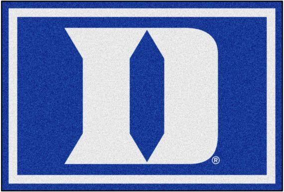 NCAA Big Game Duke University 5' x 8' Rug