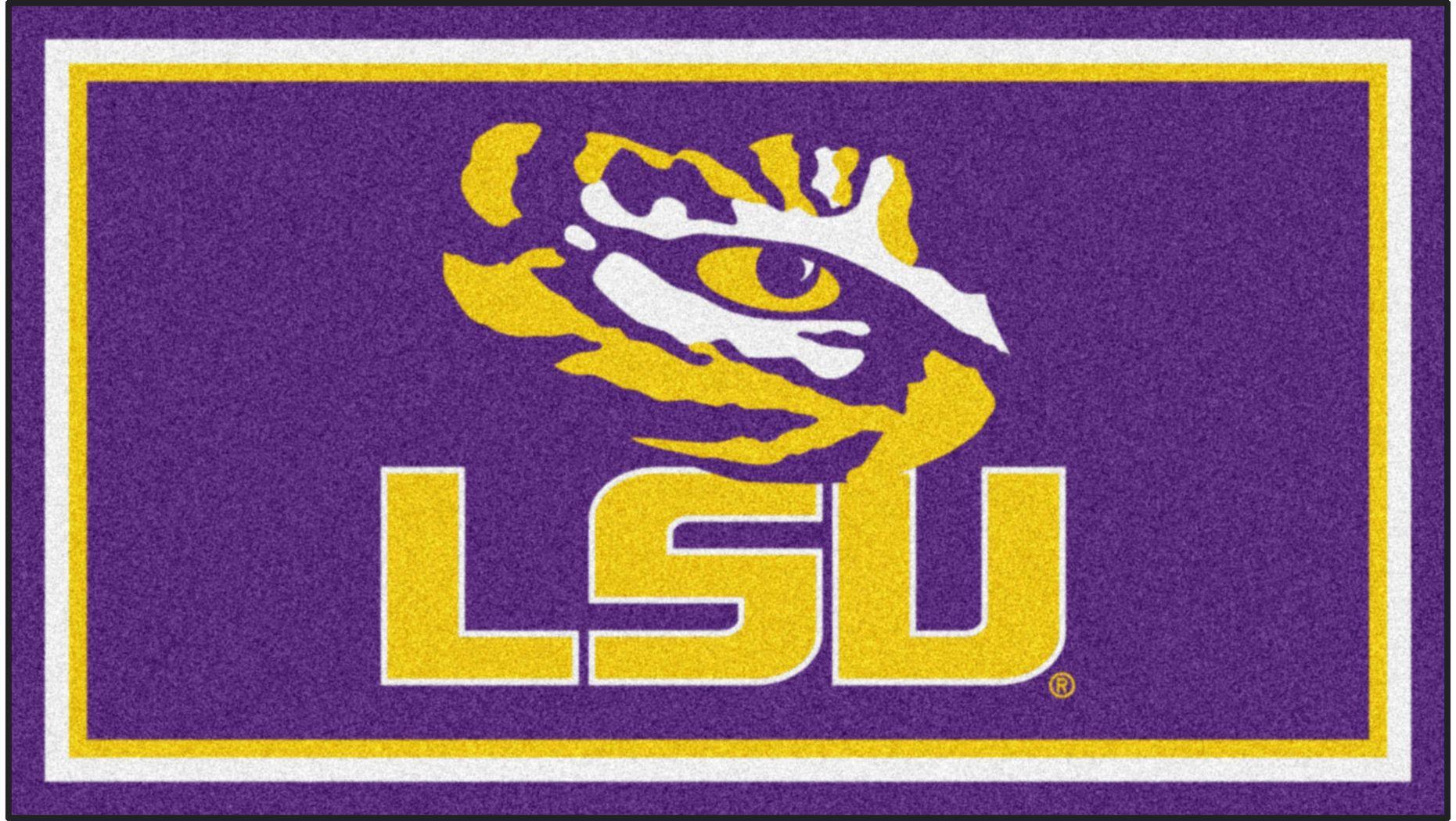 NCAA Big Game Louisiana State University 3' x 5' Rug