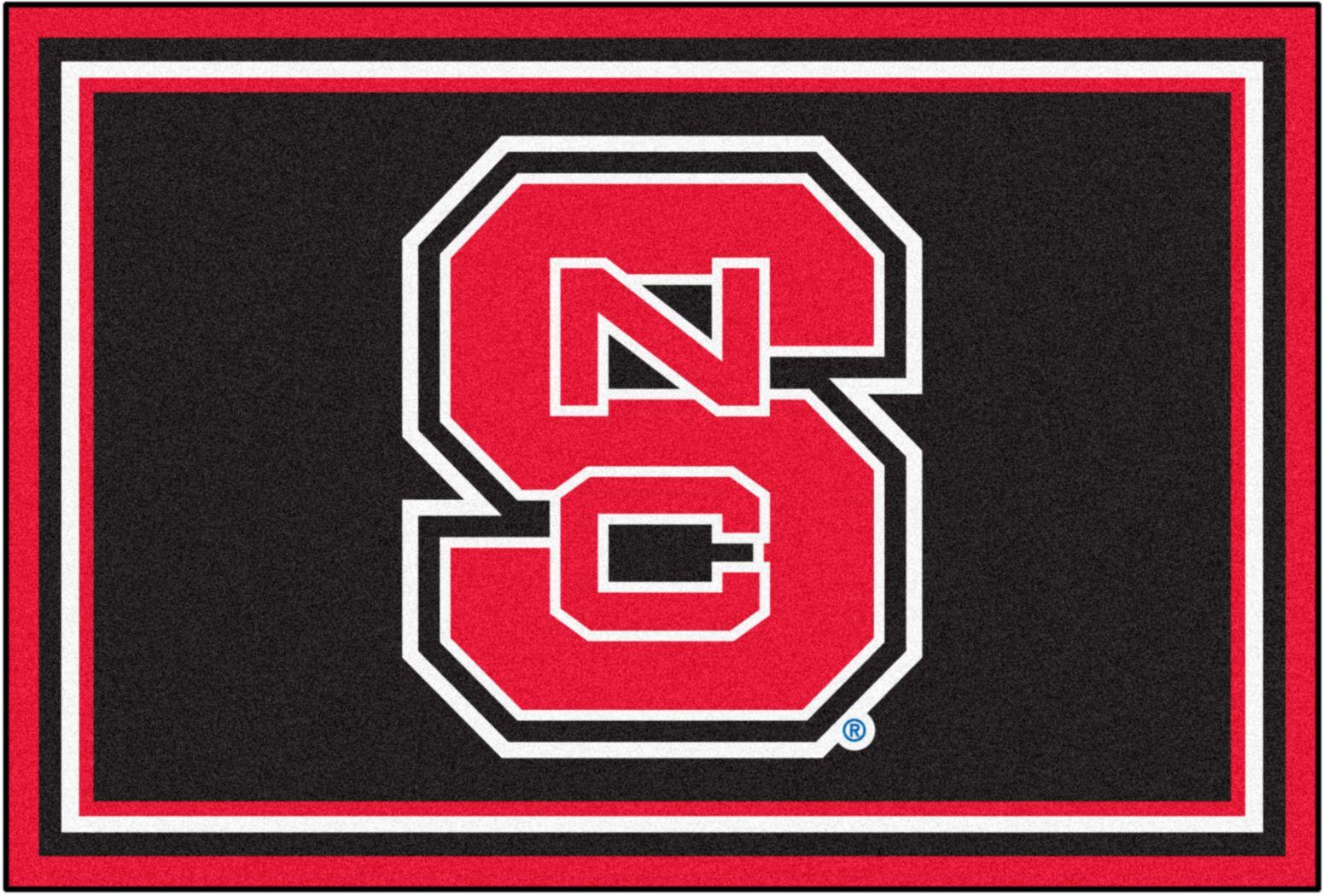 NCAA Big Game North Carolina State University 5' x 8' Rug