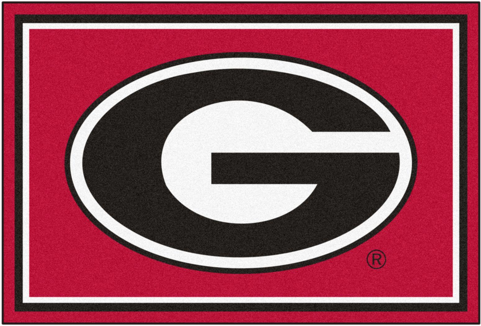 NCAA Big Game University of Georgia 5' x 8' Rug