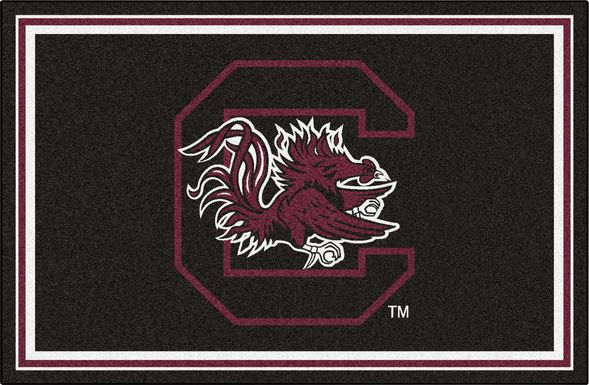 NCAA Big Game University of South Carolina 5' x 8' Rug