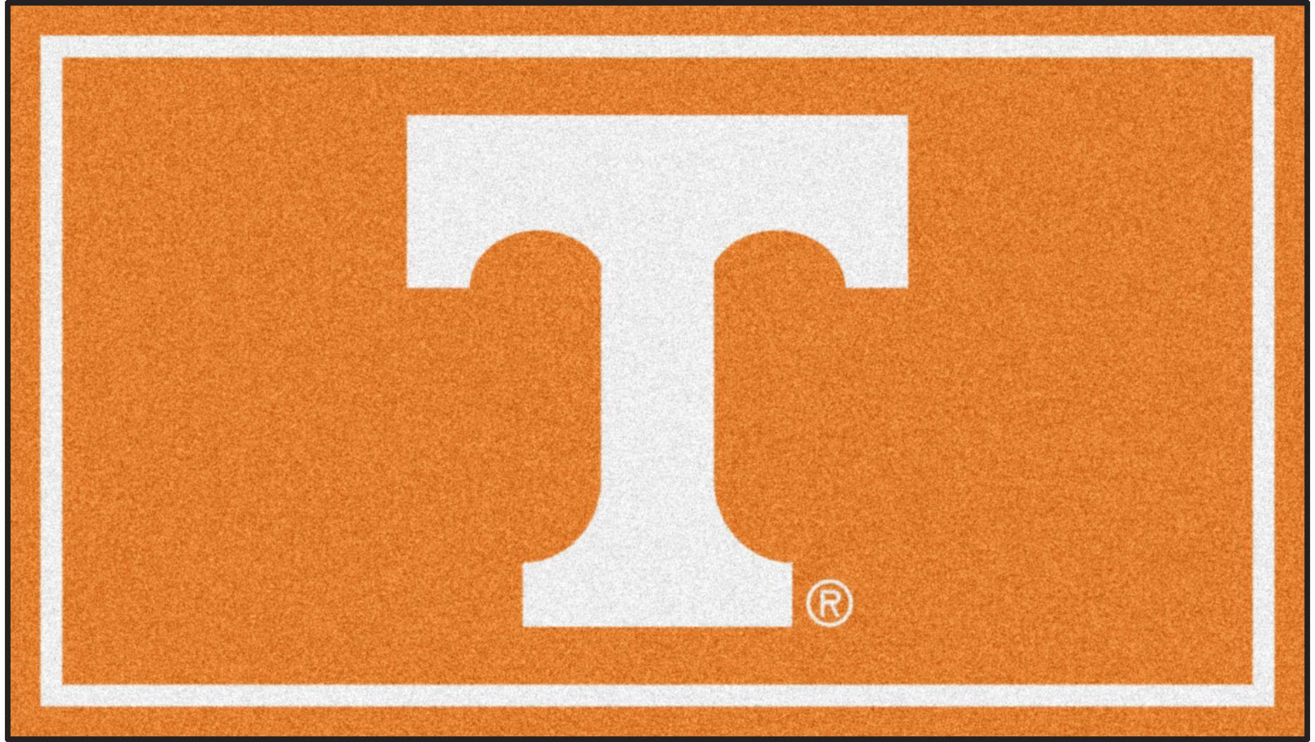NCAA Big Game University of Tennessee 3' x 5' Rug