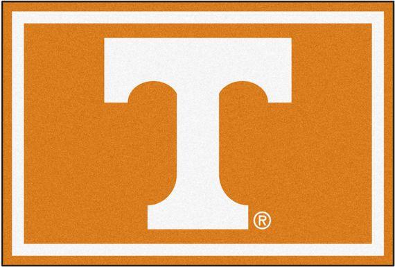 NCAA Big Game University of Tennessee 5' x 8' Rug