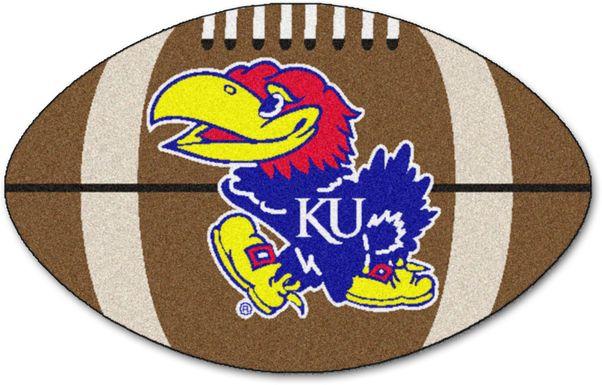 NCAA Football Mascot University of Kansas