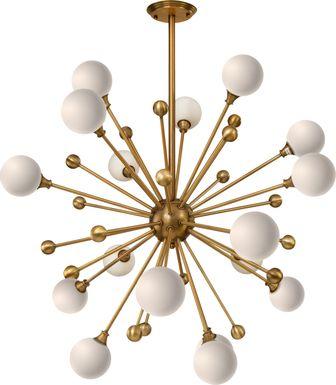 Nealwood Copper Lamp