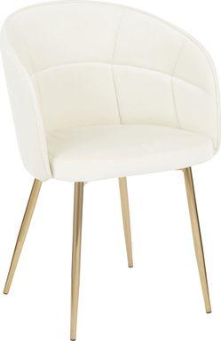 Neilson Cream Accent Chair