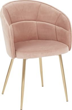 Neilson Pink Accent Chair