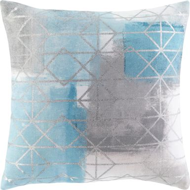 Nelisa Gray Accent Pillow