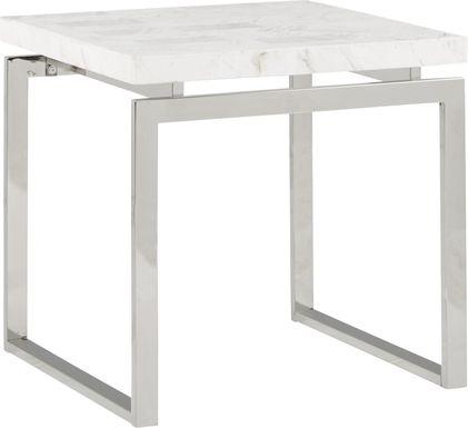 Nerissa Metal End Table
