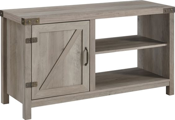 Nettleship Gray 44 in. Console
