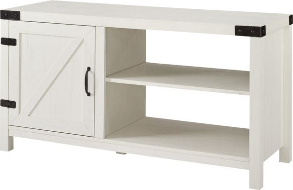 Nettleship White 44 in. Console