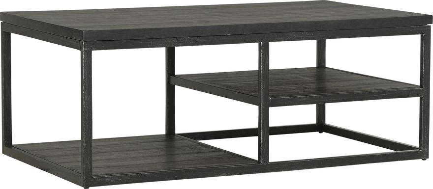 Newkirk Gray Cocktail Table
