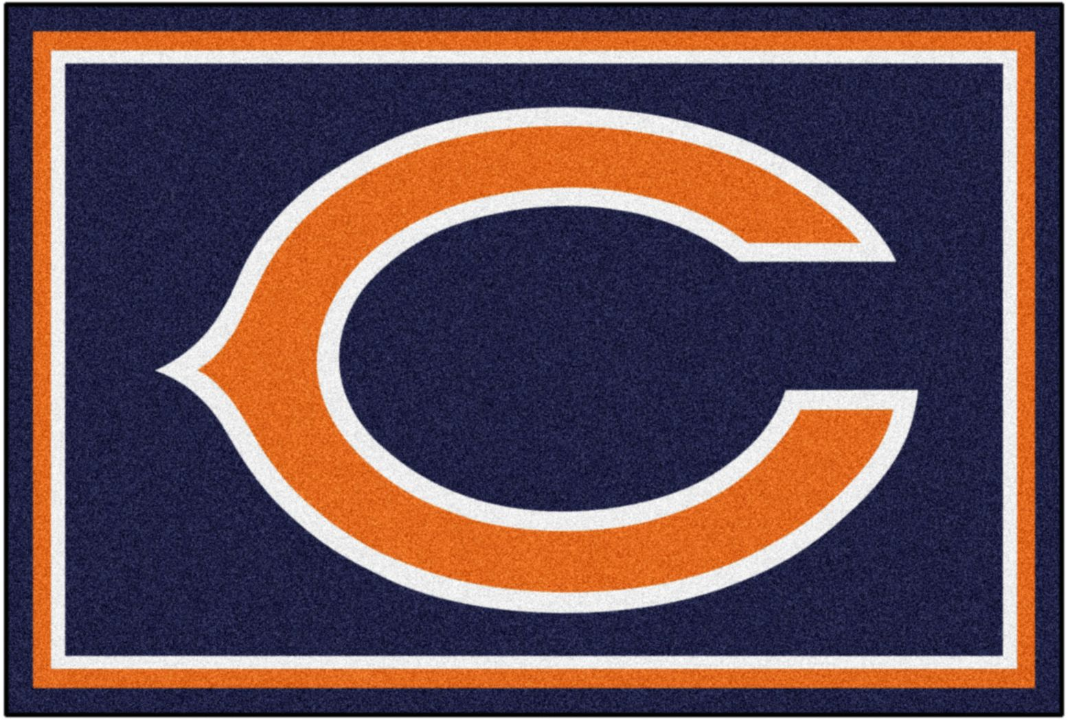 NFL Big Game Chicago Bears 5' x 8' Rug