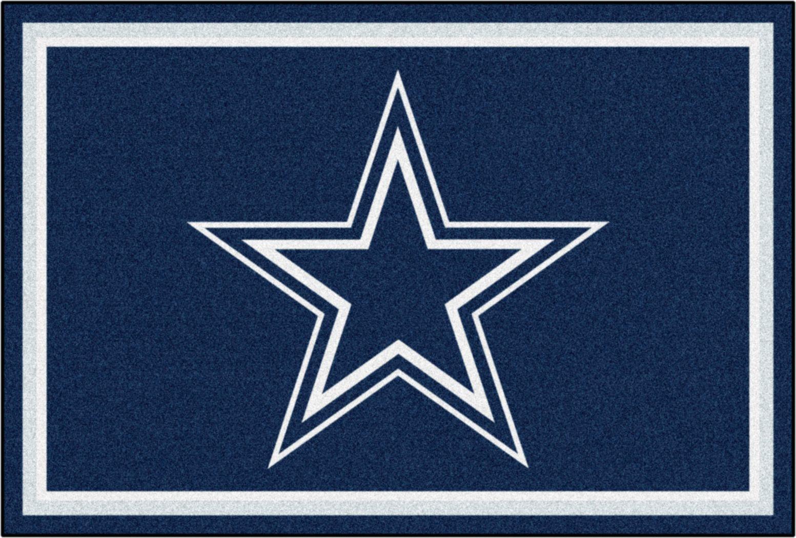 NFL Big Game Dallas Cowboys 5' x 8' Rug