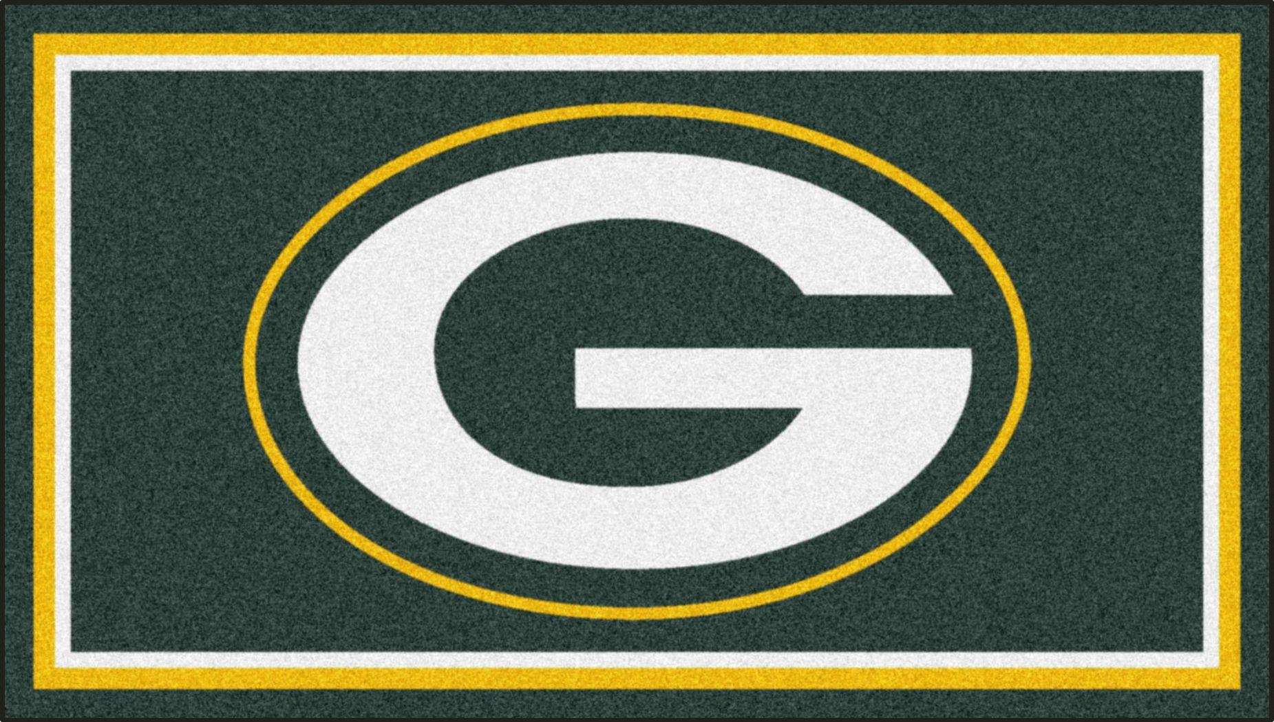 NFL Big Game Green Bay Packers 3' x 5' Rug