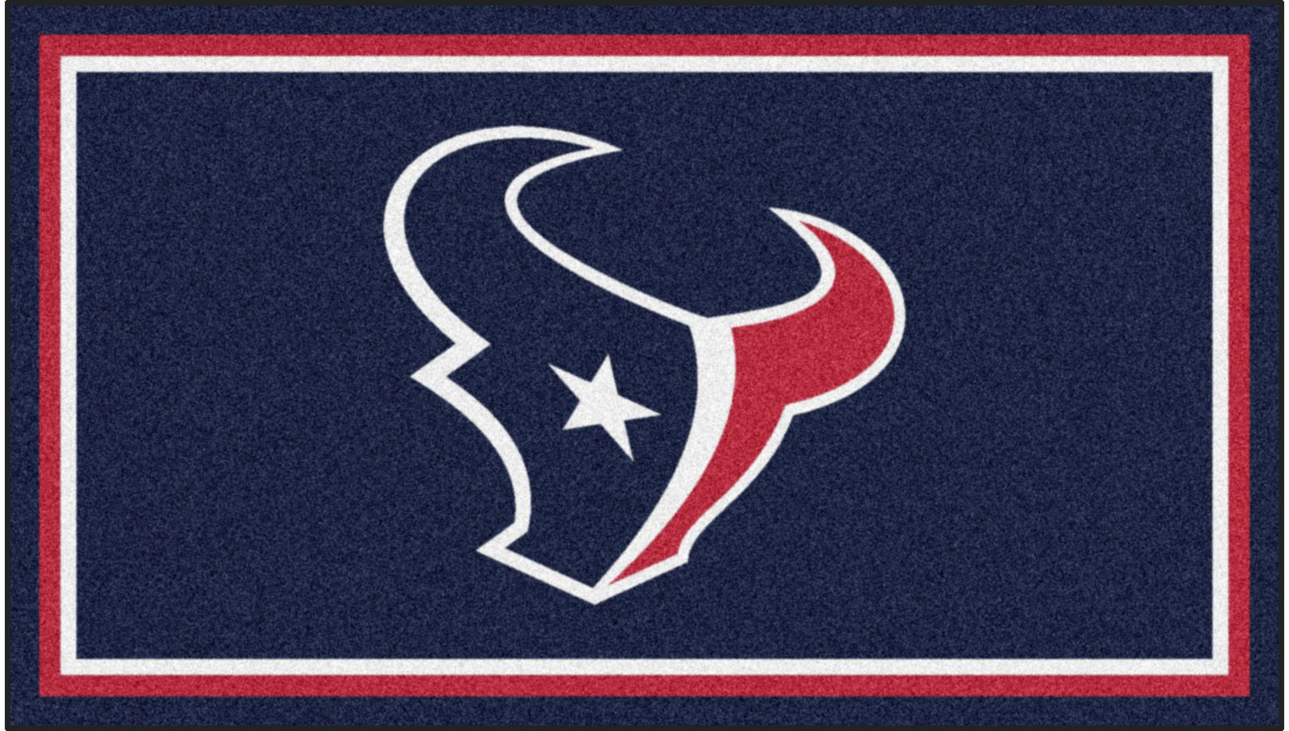 NFL Big Game Houston Texans 3' x 5' Rug